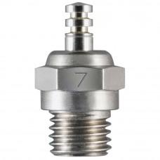 OS Glow Plug No.7 (Medium Hot)