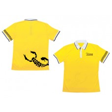 Scorpion Cool-Fit Polo Shirt(L)