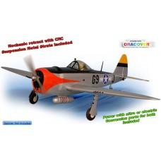 PHOENIX MODEL P47 THUNDERBOLT GP/EP SIZE 15-20CC SCALE 1:7 ARF