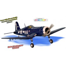 PHOENIX MODEL F4U CORSAIR GP/EP size.120/20cc SCALE 1:7 ARF