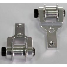 GAUI R5 V2 CNC Guide Wheel Mount(Silver Anodized)