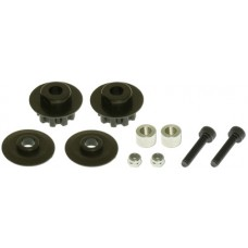 GAUI X5 FRONT PULLEY SET