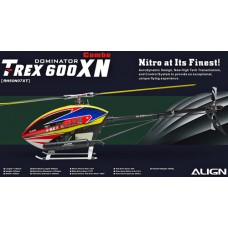 ALIGN T-REX 600XN COMBO WITHOUT ENGINE & MUFFLER