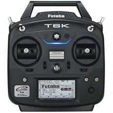Futaba 6K V2 8-Channel S-FHSS/T-FHSS Air System