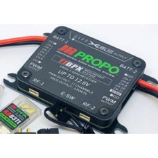 JR PROPO 11BPX DMSS 2.4GHZ RECEIVER WITHOUT RA03TL