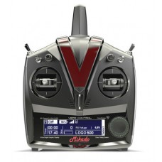 MIKADO VBAR CONTROL RADIO WITH VBAR NEO,BLACK